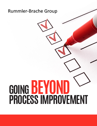 Going Beyond Process Improvement