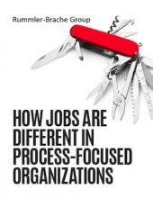 How Jobs are Different in Process-Focused Organizations